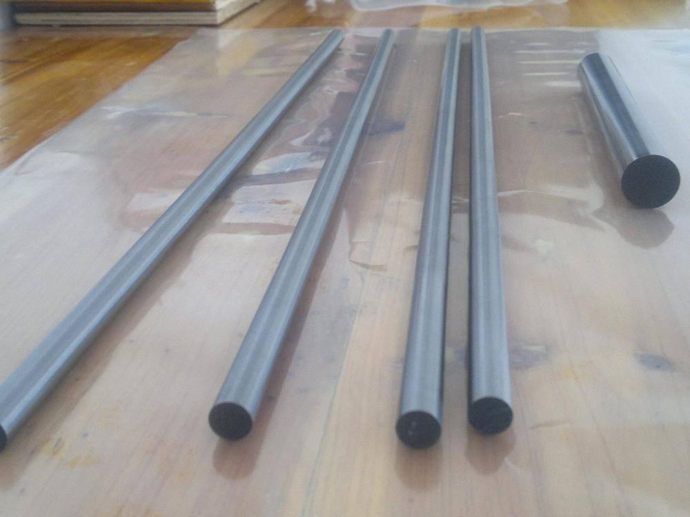 high density tungsten rod