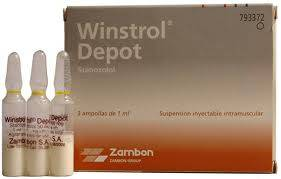 Winstrol Depot 50 Mg