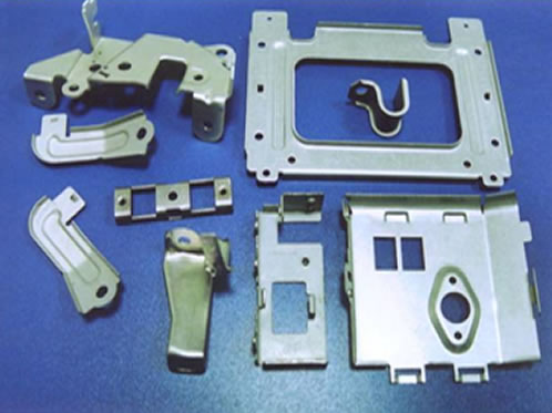 Custom stamped part sheet metal deep drawing stamping bracket part