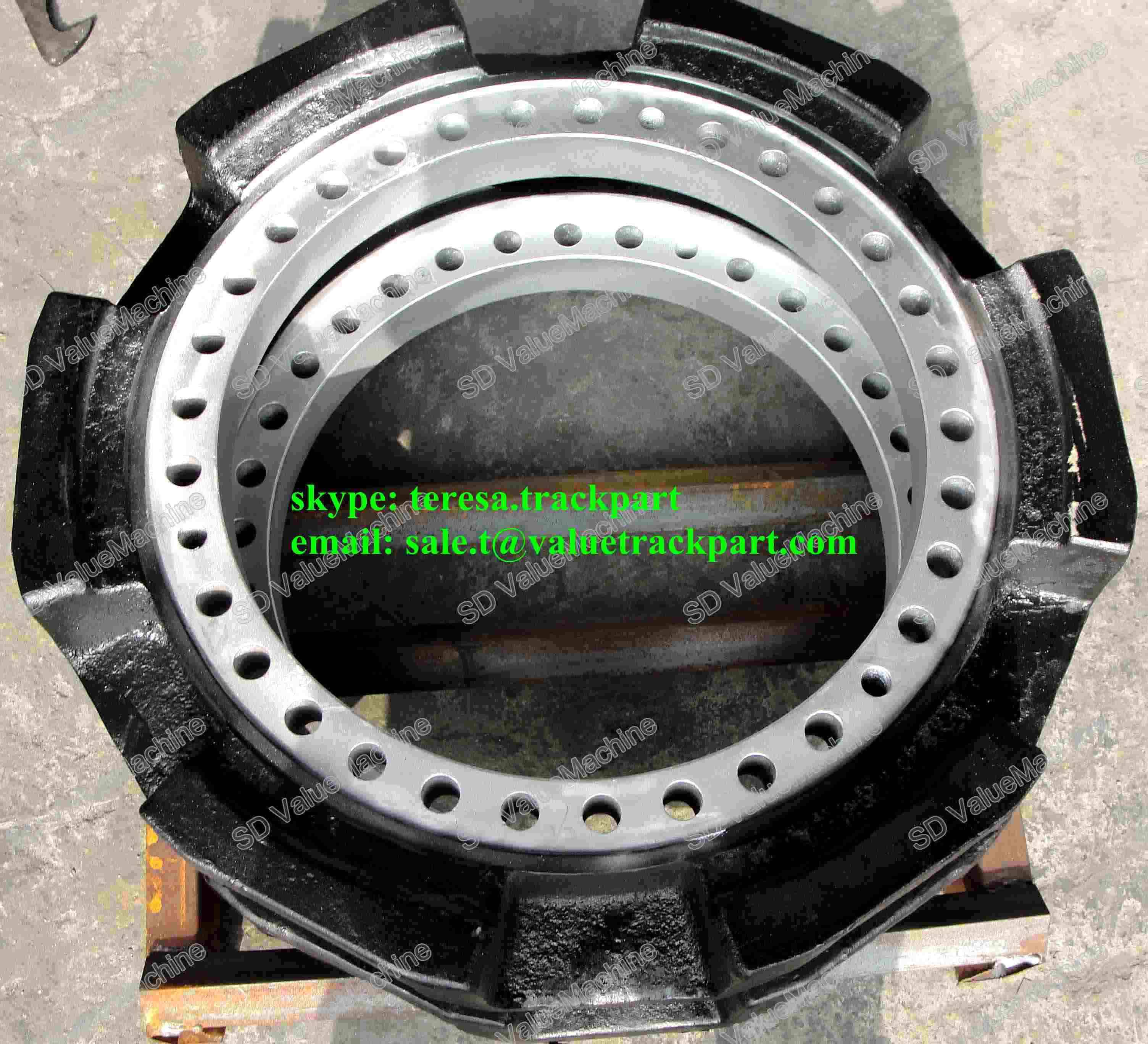 KH180-3 Drive Sprocket for HITACHI Crawler Crane