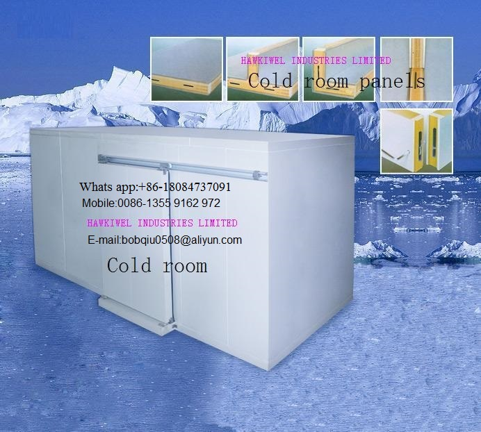 chiller room facility, freezer