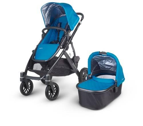 UPPABABY Vista Stroller FREE Blankie FREE Shipping