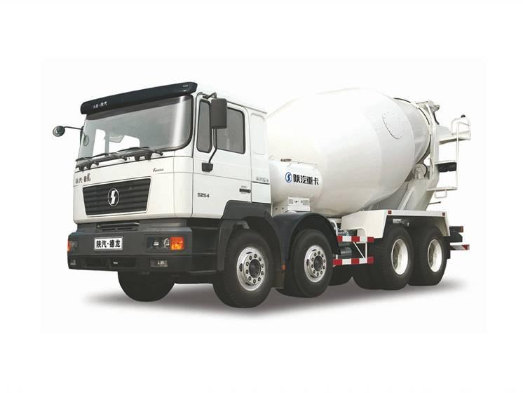 Shacman Concrete Mixer Truck