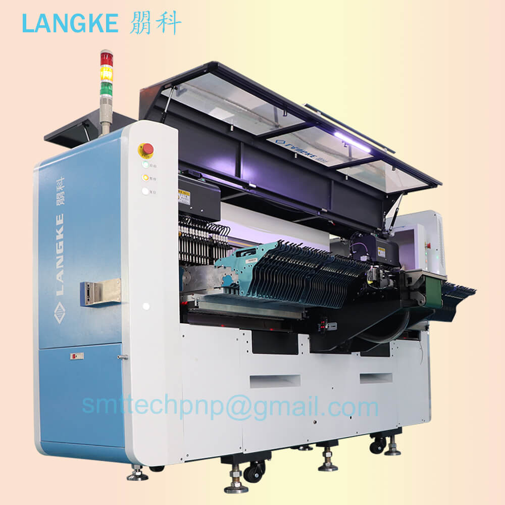 China brand SMD pick and place machine for 25m FPCB strip