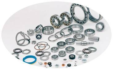 all kind of bearings