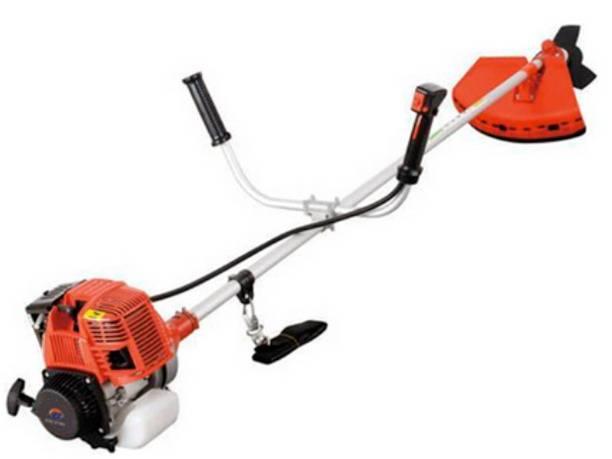 4- stroke grass cutter