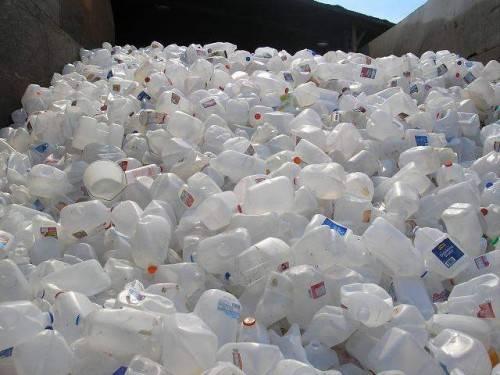 HDPE Bottle Scrap