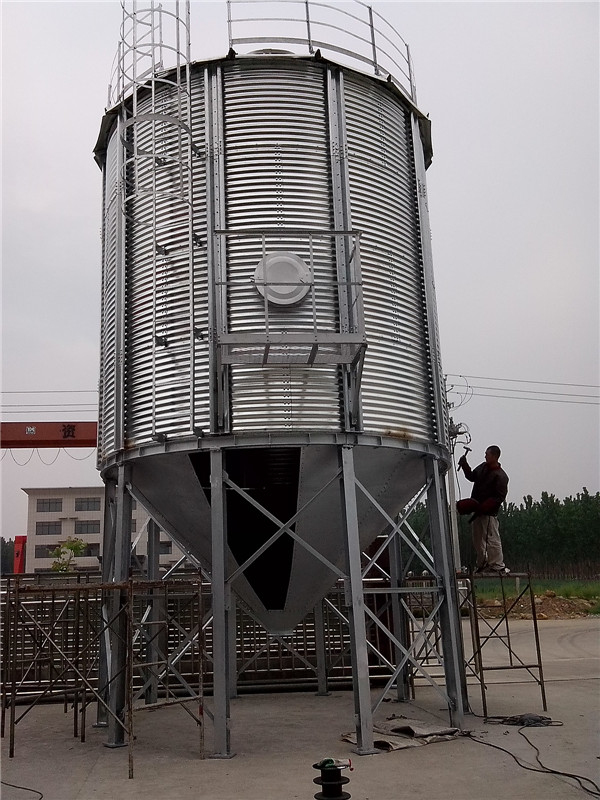 used 80t shelley grain silo for sale