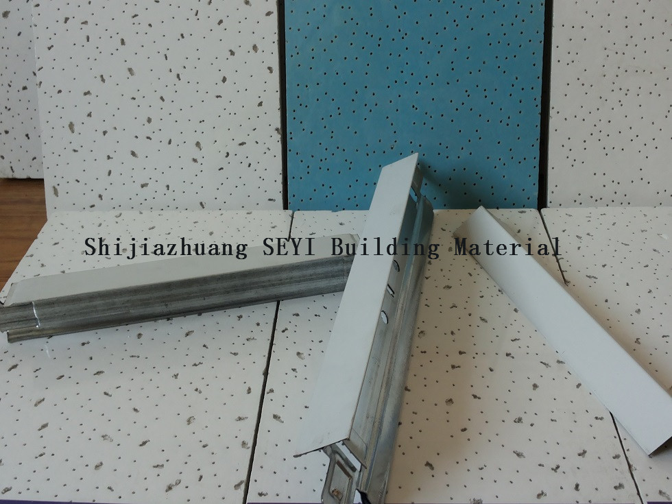 High Quality T Bar Suspended Ceiling Grid