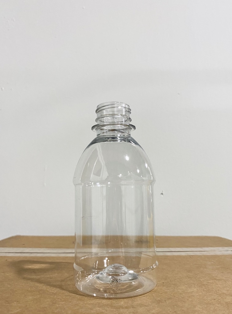 466,500 8oz PET bottles and caps ready for sale