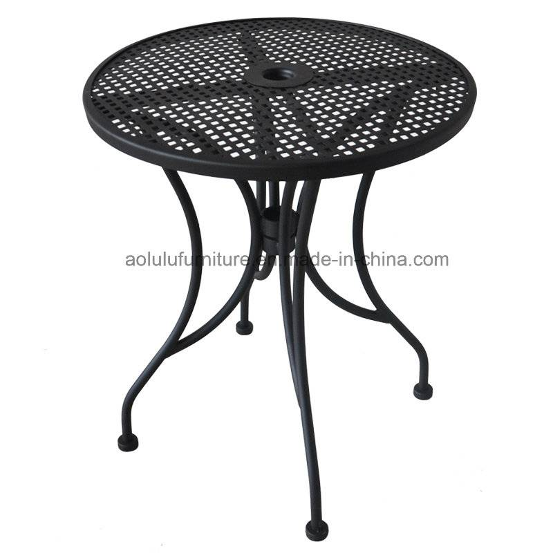 Outdoor Steel Table Garden Furniture (All-24r)