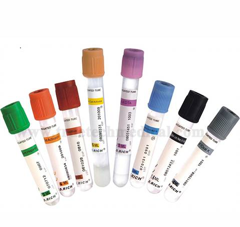 pipe, drainage tube and Container type vacuum blood collection tube