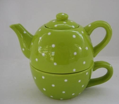 sell ceramic (dolomite) teapot