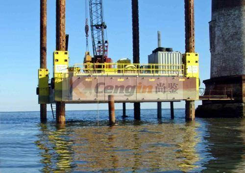 Jack-up Barge