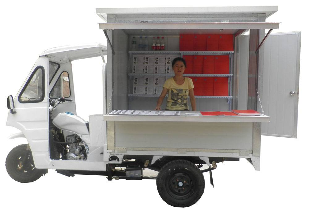 Catering Tricycle, Dining Tricycle, Food Cart Tricycle