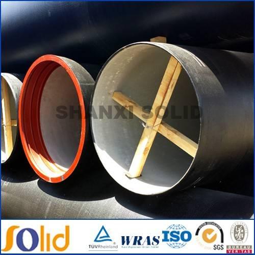 sales of ductile iron water pipe