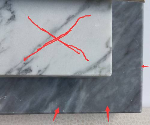 We need Grey Marble from Italy