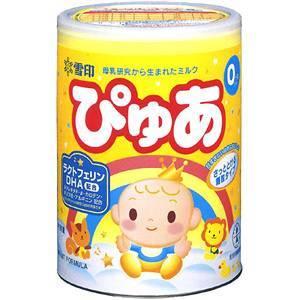 SNOWBABY powder milk baby JAPAN PURE TACCHI