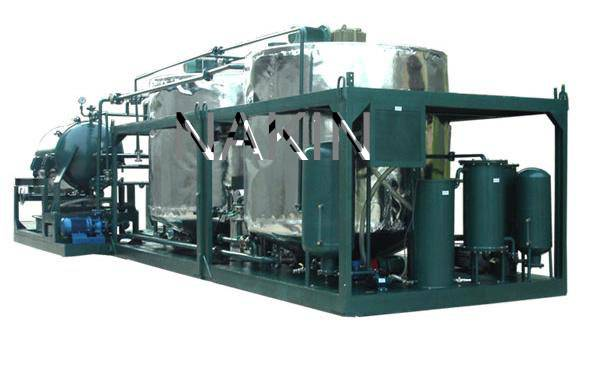 JZS Engine oil recycling machine,vacuum oil filtration