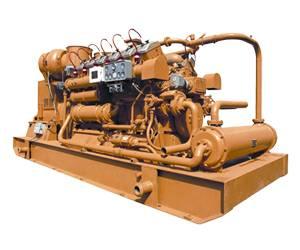408 Natural Gas Generator (400~500Kw)