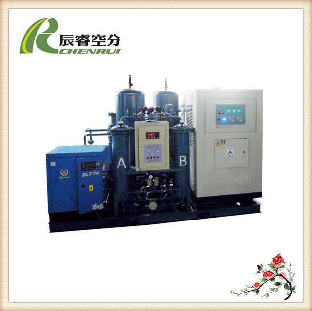 High quality liquid nitrogen generator