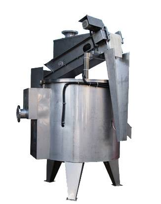 solide waste.grease separator