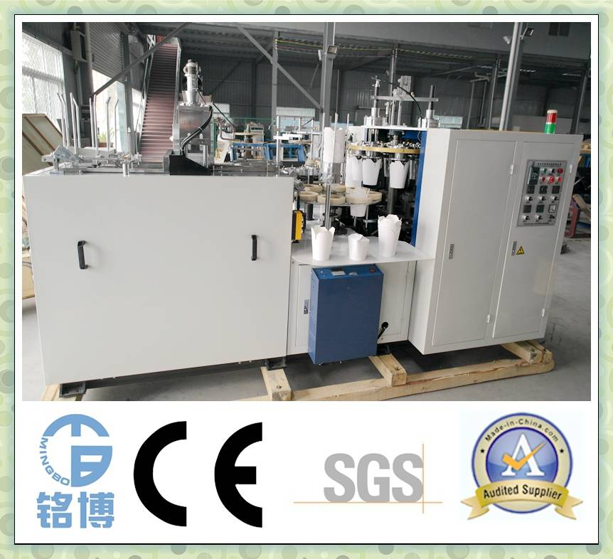 take away noodle cup forming machine