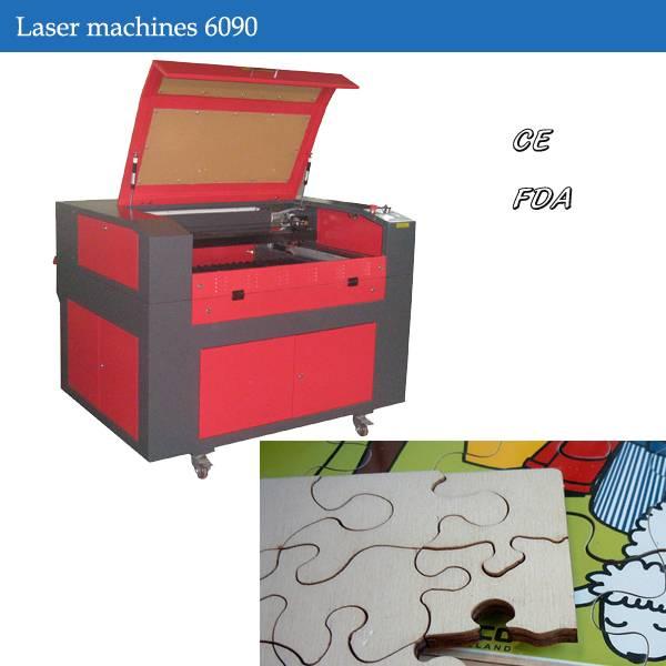 MDF Puzzle Laser cutting machine