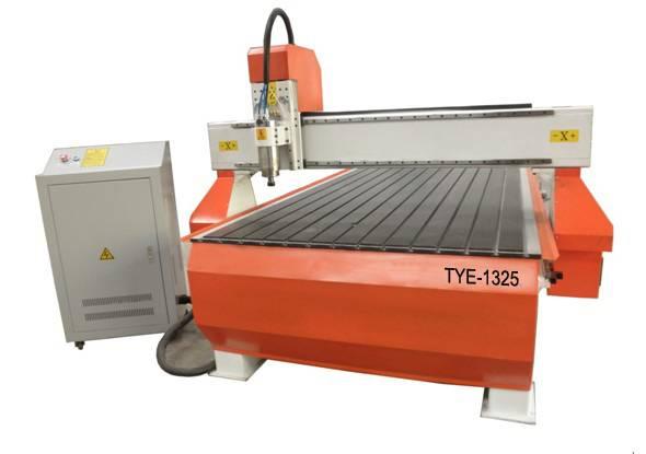 Square linear guideway CNC Router wood engraver machine TYE-1325