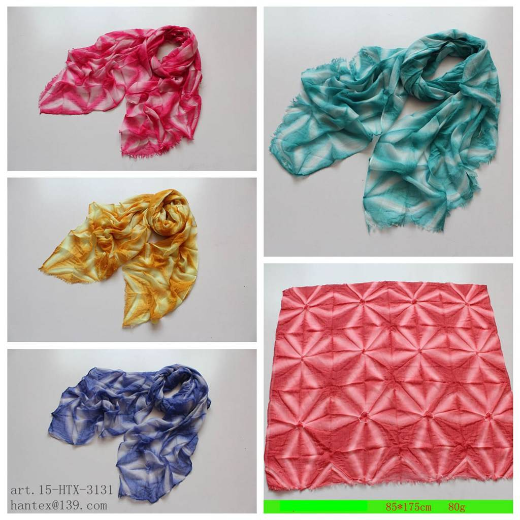 ladies' spring scarf