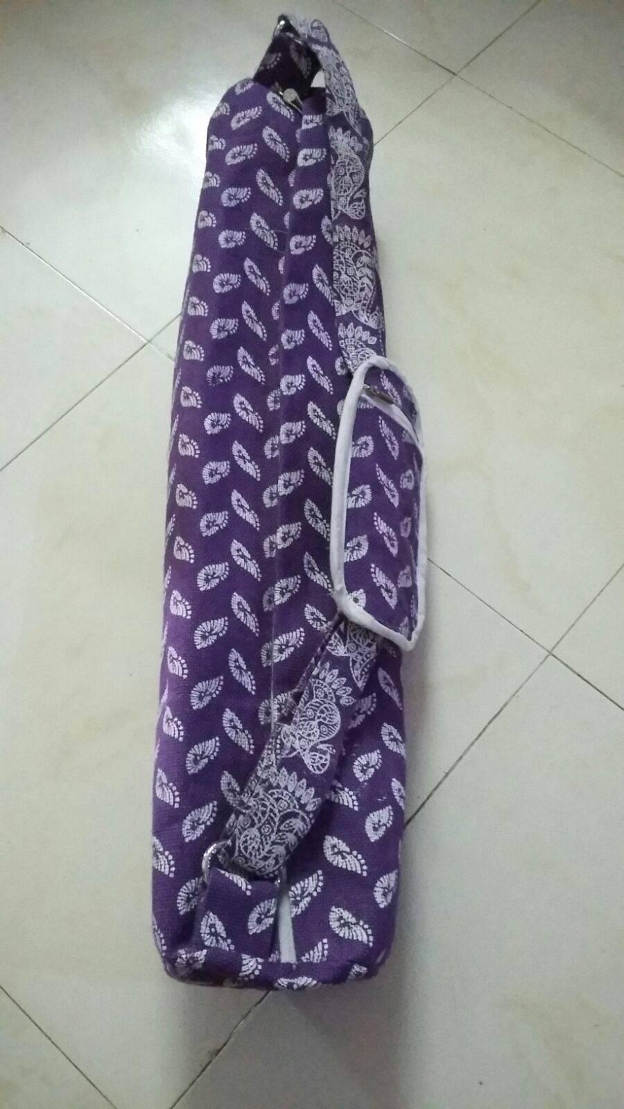 Yoga Mat Bags - Jute