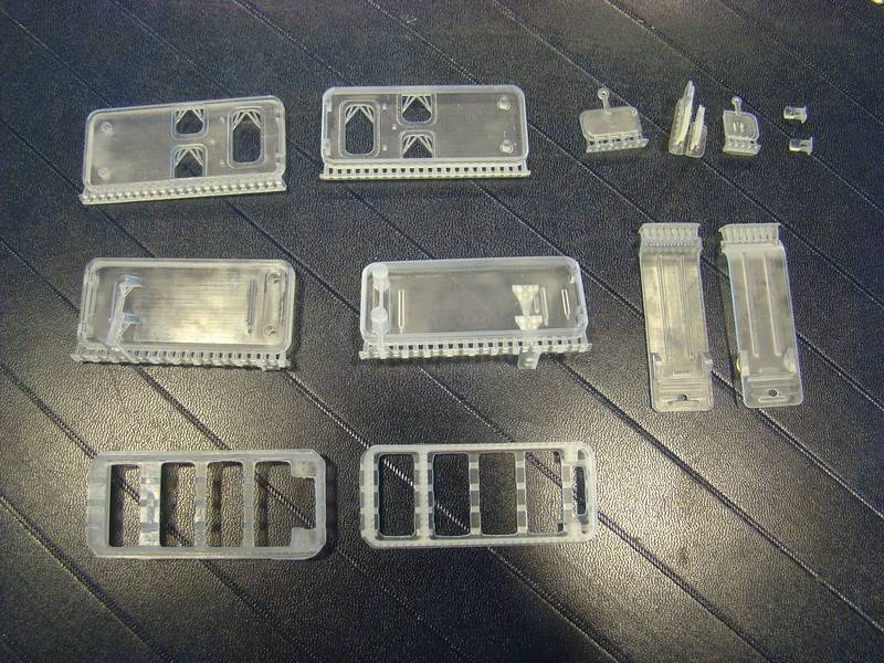 Injection Molding (plastic and rubber)