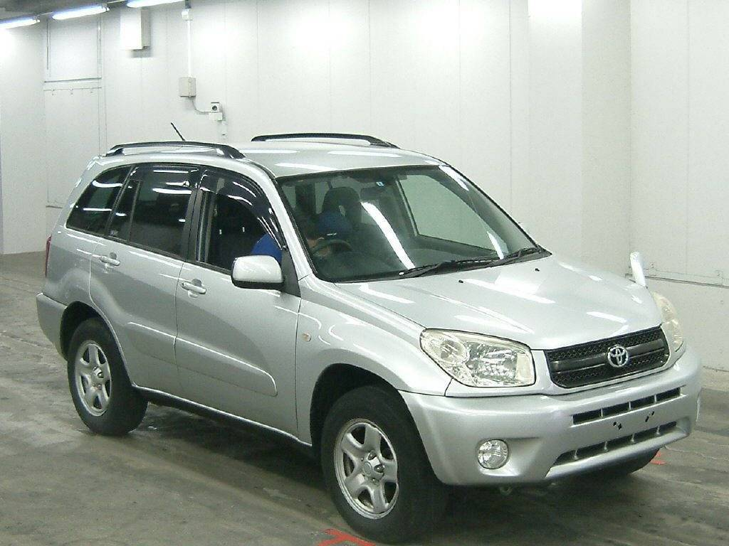Used Toyota RAV4 / Year 1996-2004