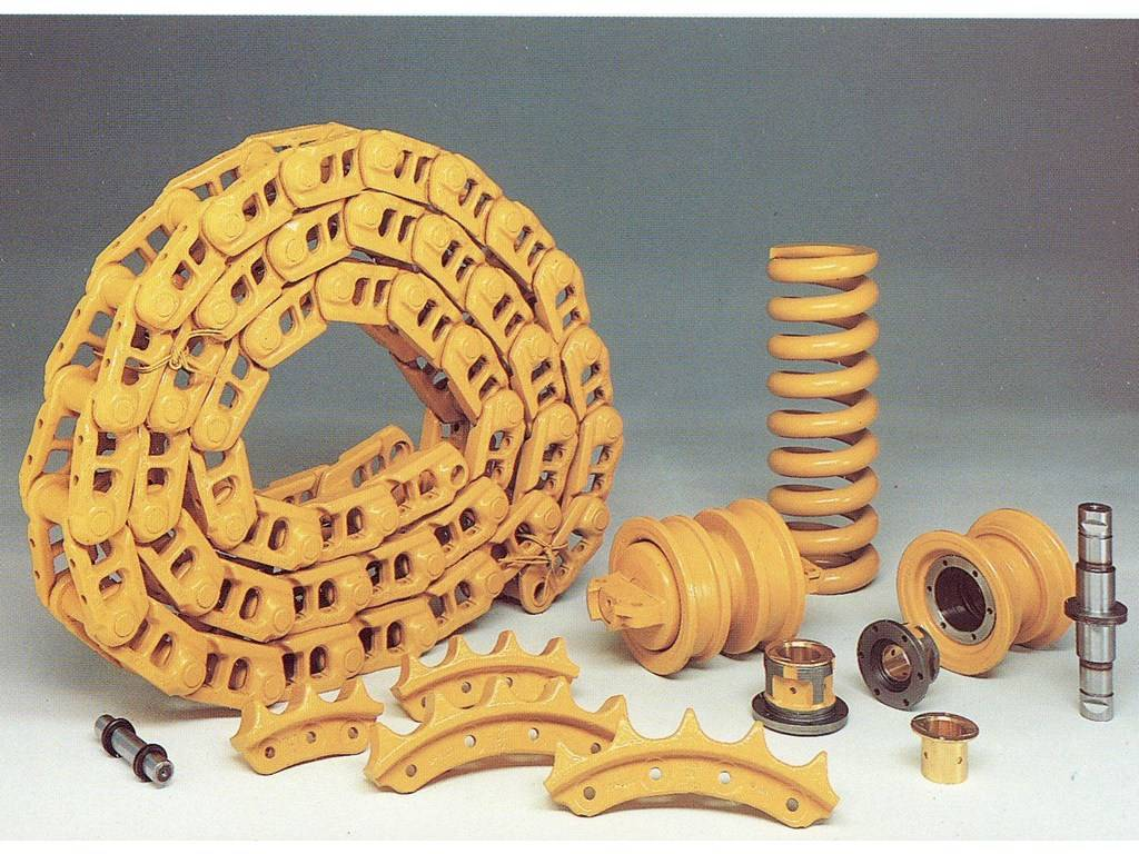 Undercarriage parts, Track Rollers for Excavator and Bulldozer
