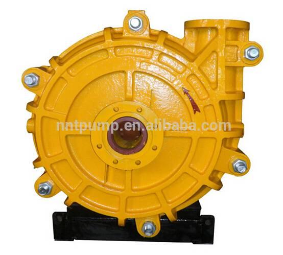 Wear Resistant Mining Machinery Centrifugal Slurry Pump