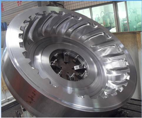 TOR tyre mould