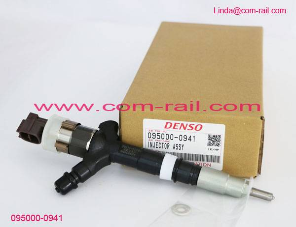 denso original injector 095000-0941 for toyota 23670-30030