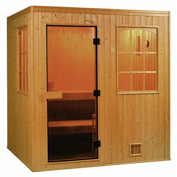 Customized Garden Sauna Room and Tailor Made Sauna House (HY-224)