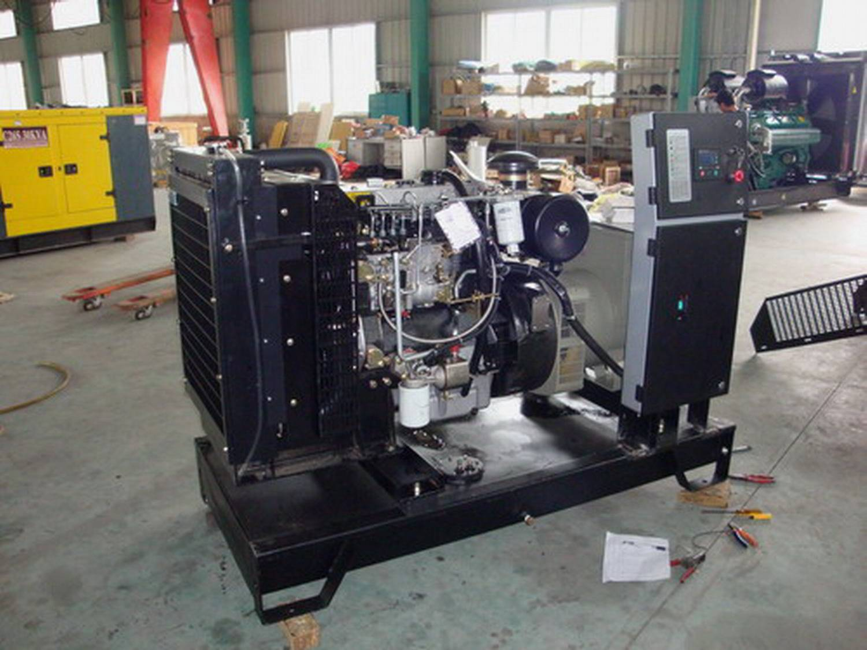 Generator set with volvo engine TAD733GE 85kVA to 855kVA