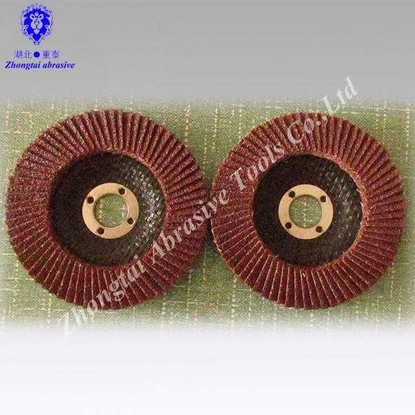 Sale OEM Aluminum oxide flap wheel