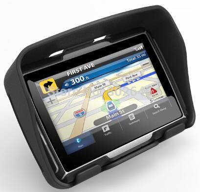 4.3 gps navigation units for mortocycle