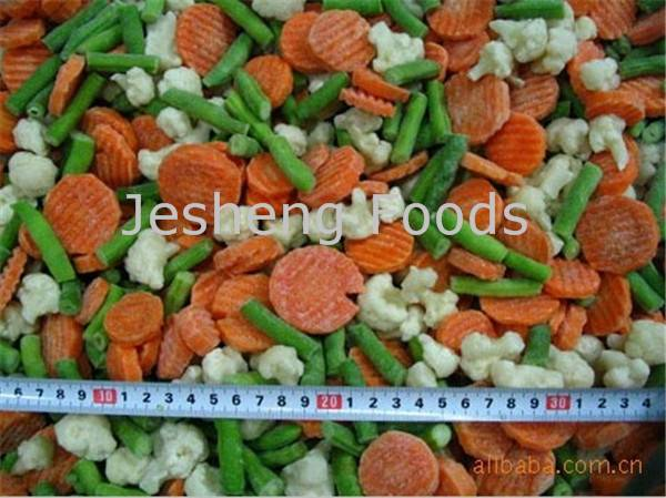 selling frozen mixed vegetable