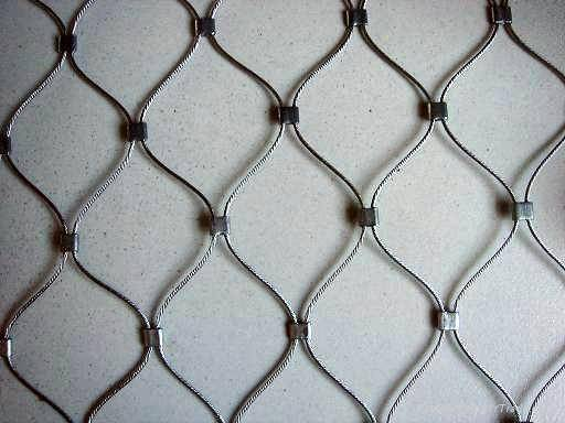 Zoo Fence Metal Wire Mesh