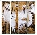 painting canvas brush frame oil acrylic 9