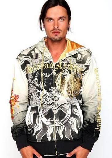 Christina Audigier man hoodies,urban wear,urban clothes