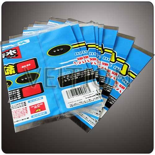 PVC shrink film sleeve