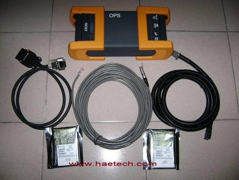 Professional diagnostic tools,BMW OPS