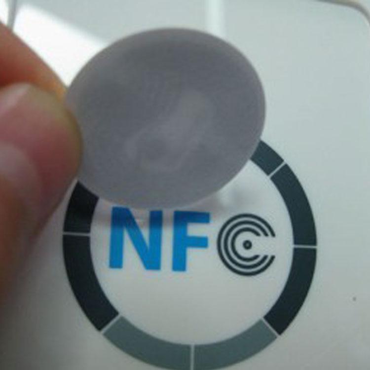 Customized Logo Printing Passive RFID NFC Tag/Label/Sticker
