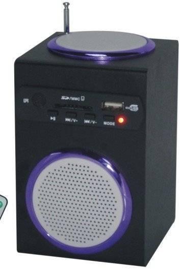 JD-004 mini sound box speaker for mp3