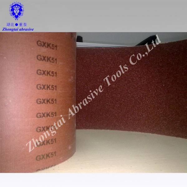 OEM GXK 51 sand cloth roll